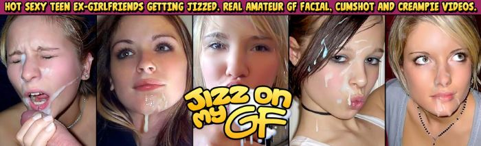 enter JizzOnMyGF members area here